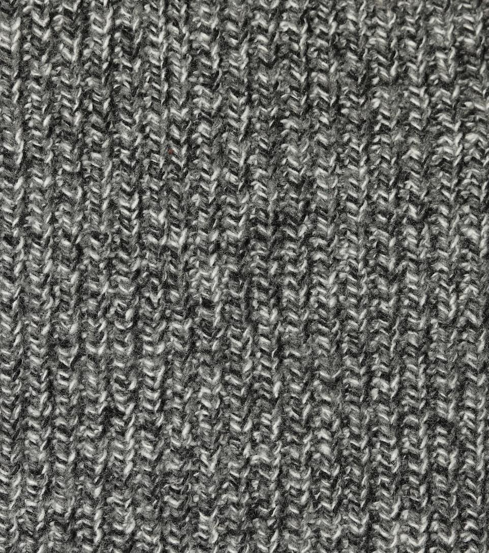 de Helmut en algodón Lang Suéter Carbón mezcla vegetal vvwqPR1xI