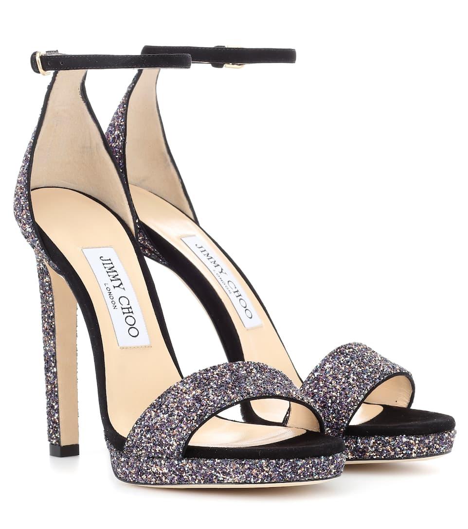 6b369883ab8 Misty 120 Glitter Sandals