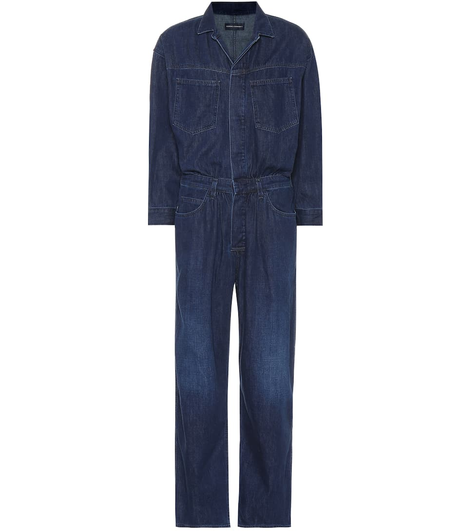 5f66d6ca3ec5 CITIZENS OF HUMANITY. AMBER DENIM JUMPSUIT