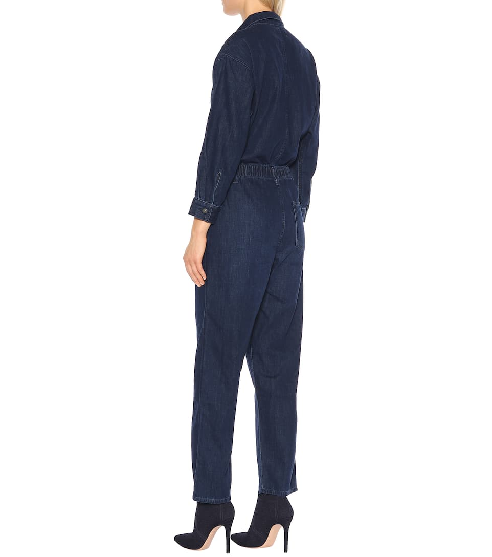 1e643fc22465 Amber denim jumpsuit. Citizens of Humanity