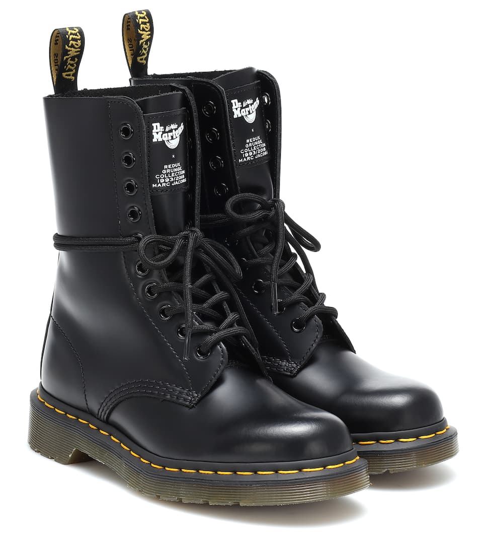 32057b7ae6b x Dr. Martens leather ankle boots