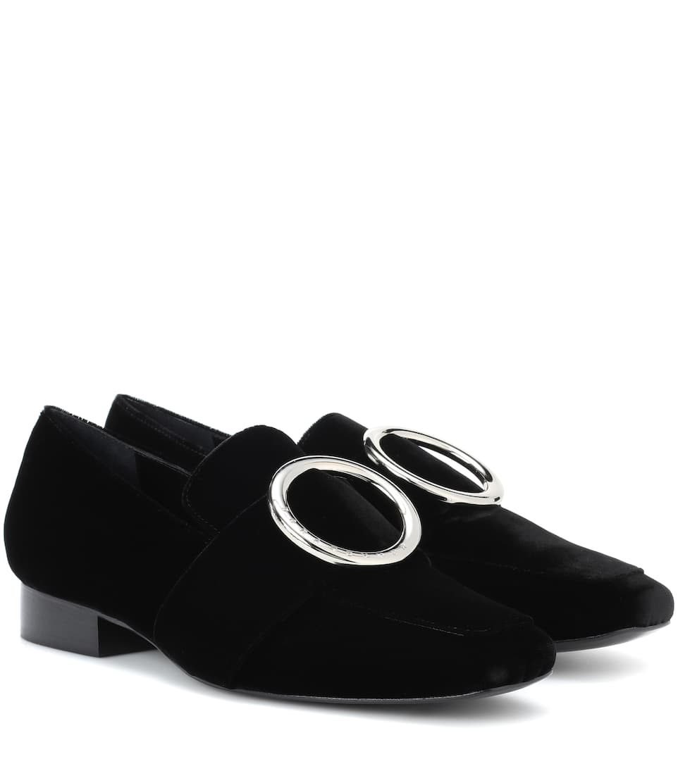 Exclusive to mytheresa.com - Harput patent leather loafers DORATEYMUR