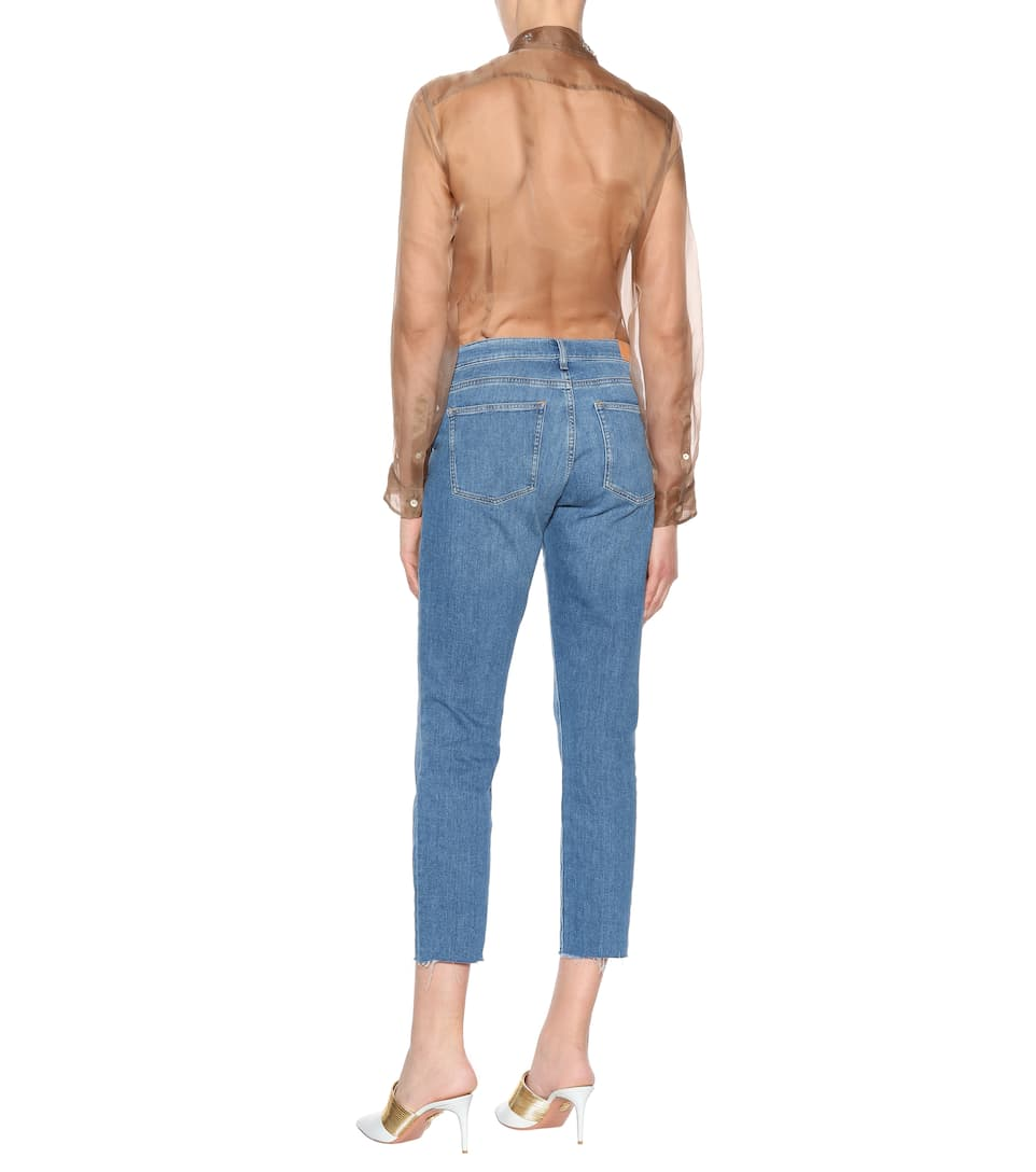 M.i.h Jeans Cropped Jeans Tomboy