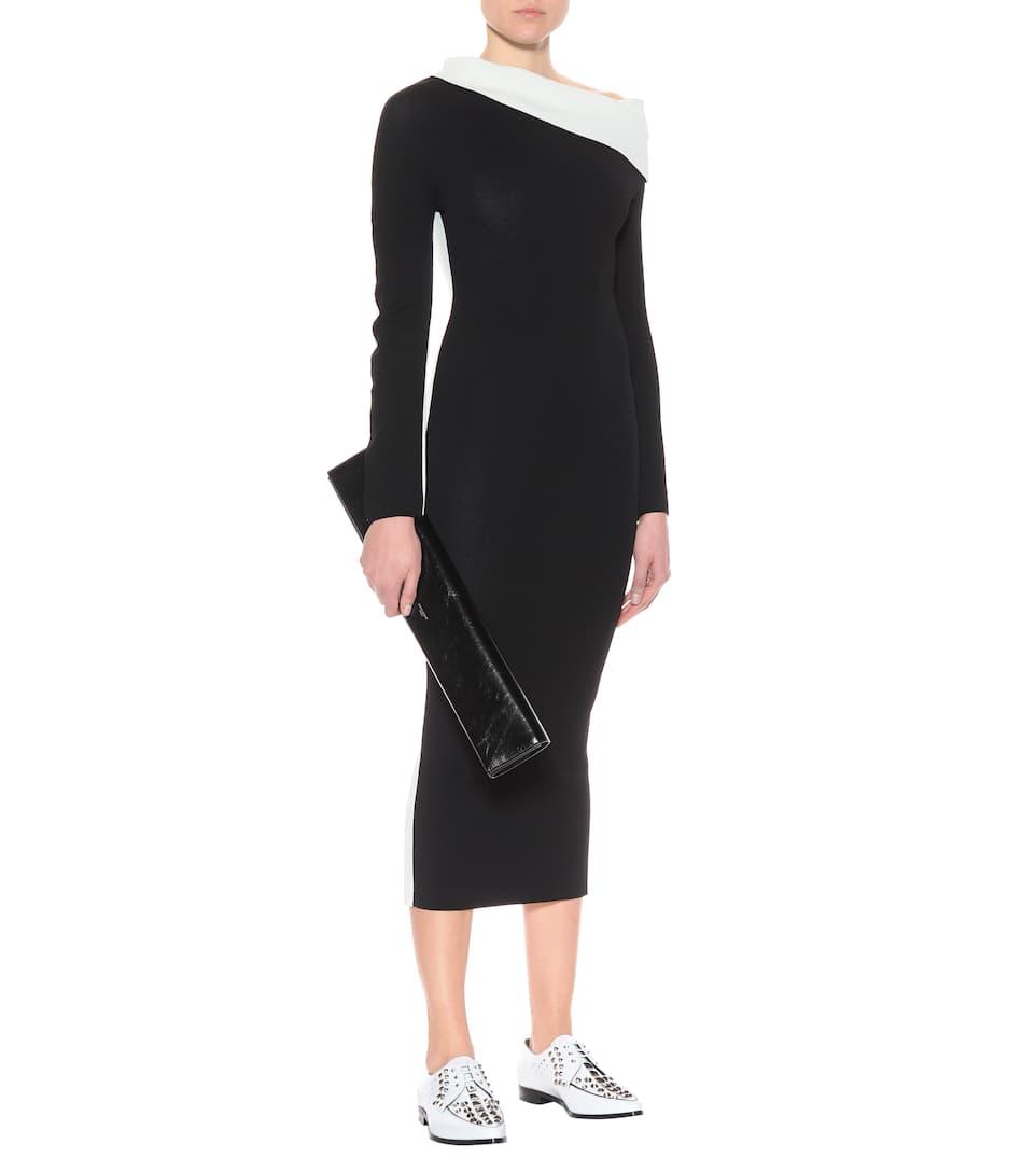 parfait Amazone En Ligne Haider Ackermann - Robe asymétrique WjSvaAP