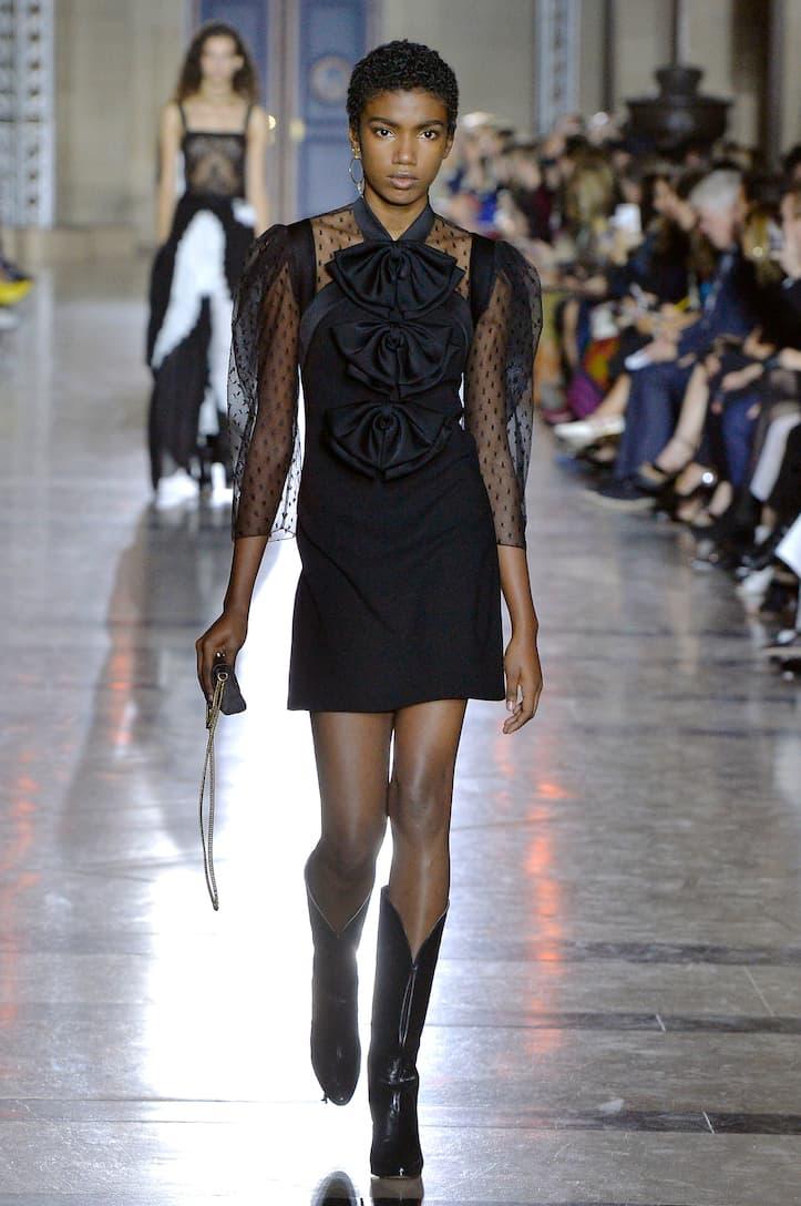 Livraison Gratuite En France Givenchy - Robe en satin de laine et dentelle Prix Des Prix Pas Cher Collections De Sortie Dernier Prix Pas Cher Vente Pas Cher Véritable edWlqRf