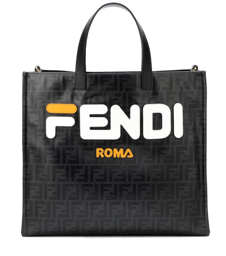 b2c8ed4c94 Fendi Mania Logo Shopper - Fendi