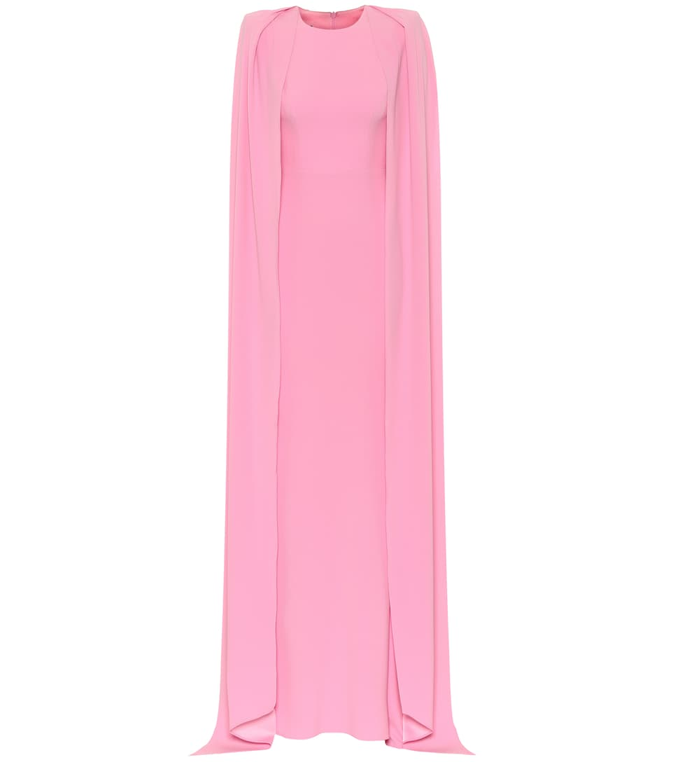Alex Perry COLLINS CRÊPE GOWN