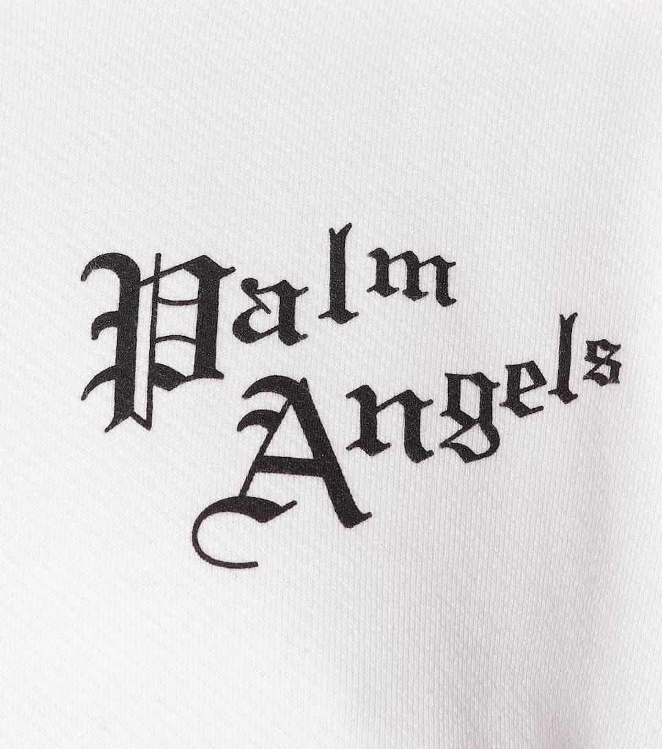 Palm Angels - Cotton hoodie