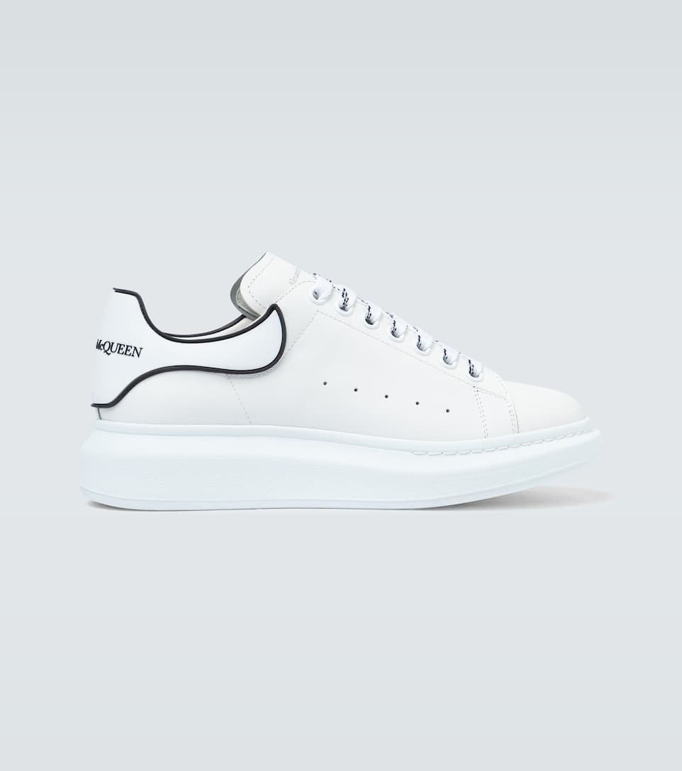 Larry Leather Sneakers   Alexander