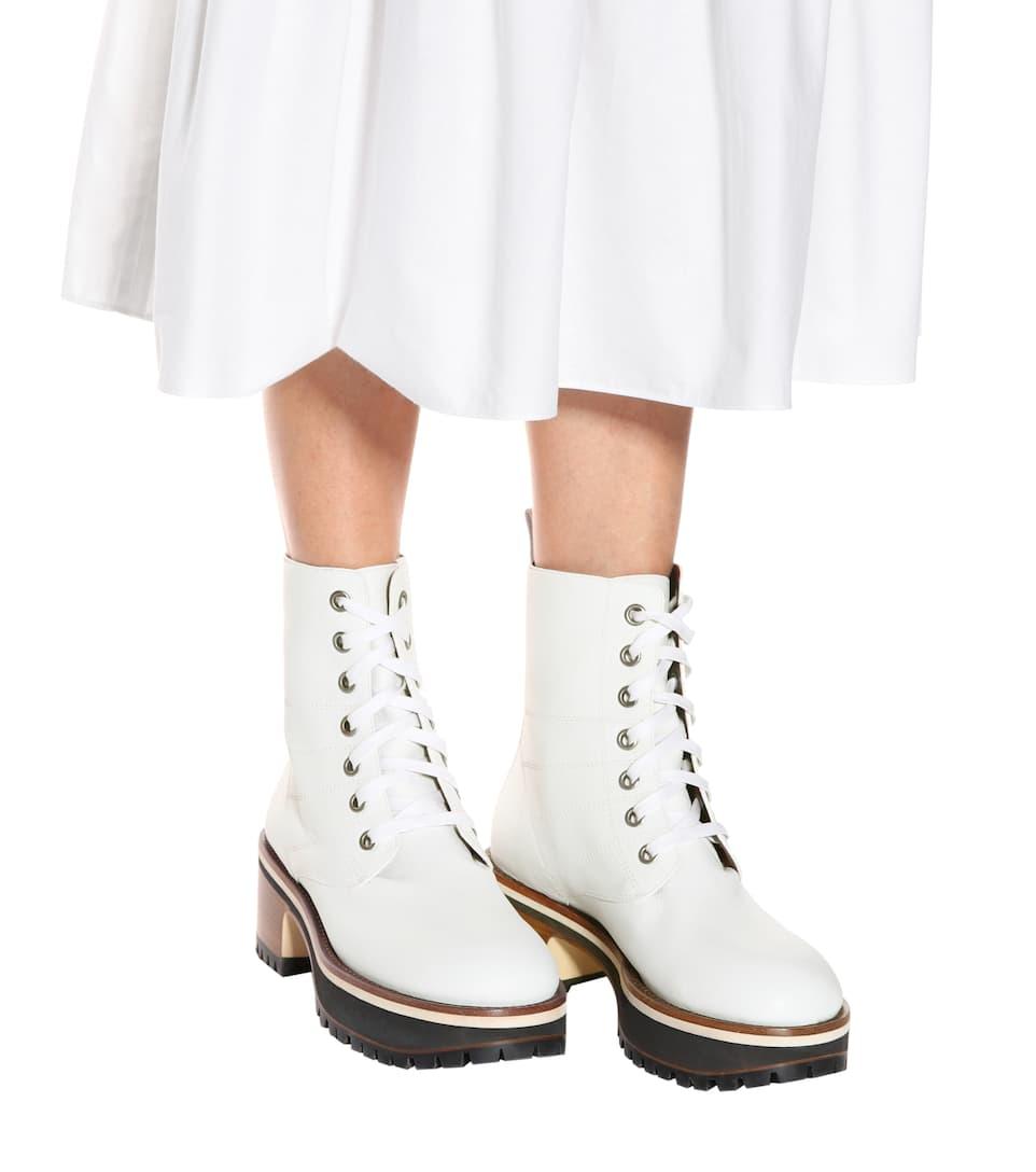 Sies Marjan Ankle Boots Jessa aus Leder Billig Verkauf Vermarktbare Breite Palette Von Online tg5zwJYT