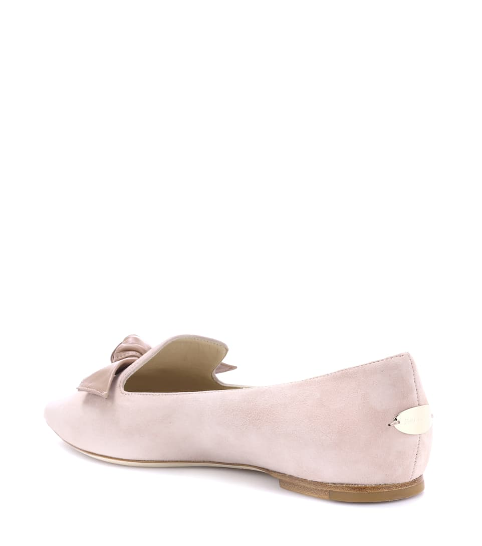 Jimmy Choo Ballerinas Gabie From Suede