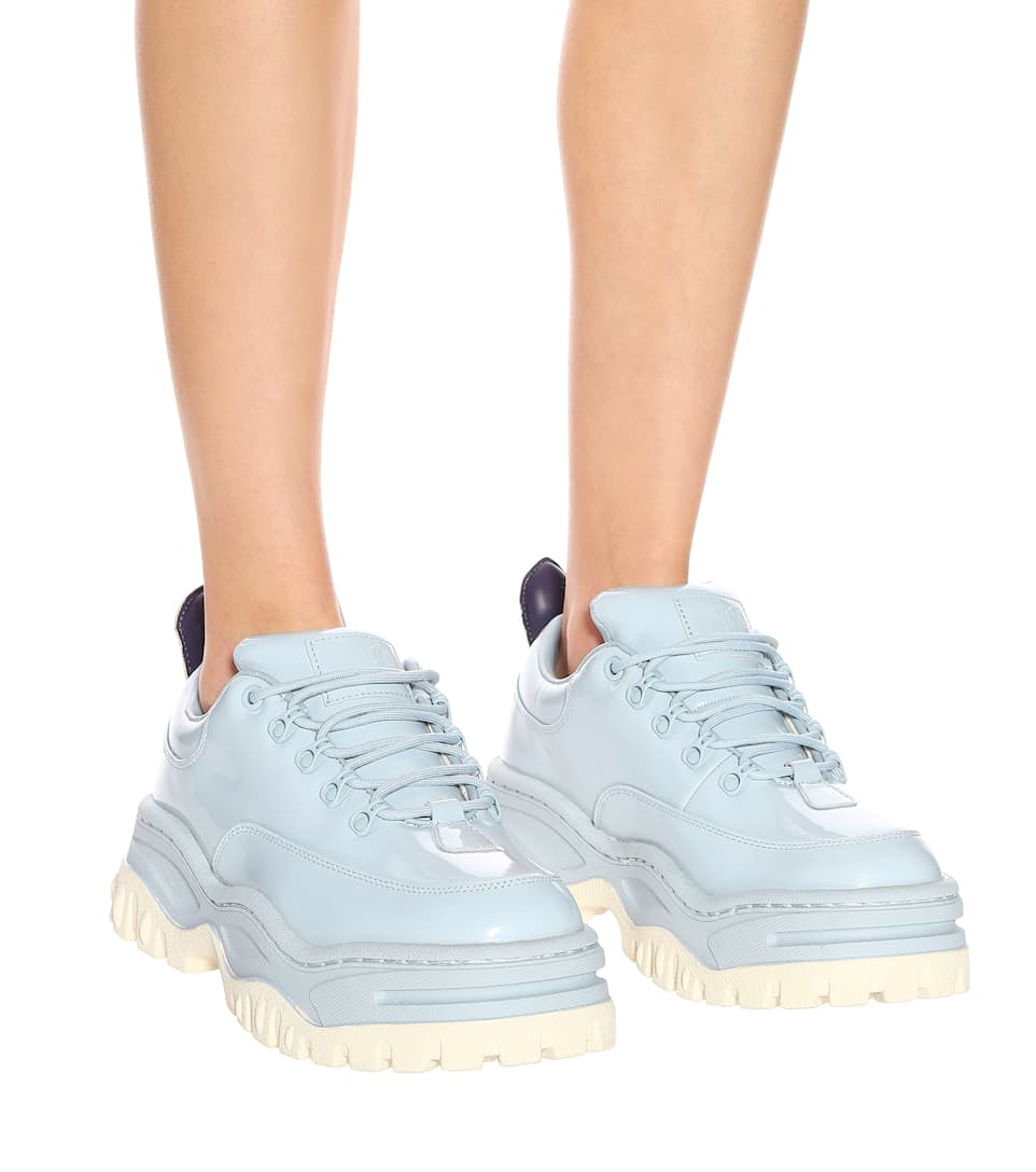 Sneakers In Eytys Angel Vernice Con Platform fbY76gy
