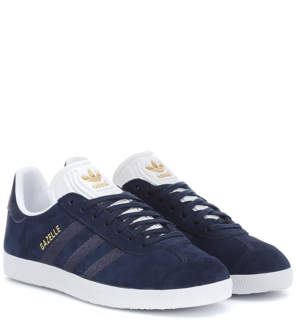 cd3cbee8ab15 Adidas Originals - Gazelle suede sneakers
