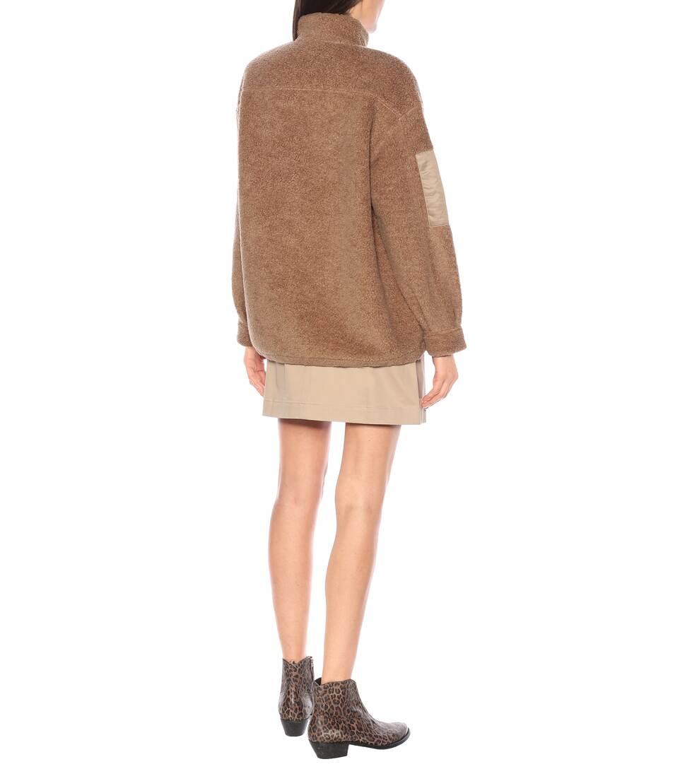 Baum und Pferdgarten - Joyce wool-blend sweater