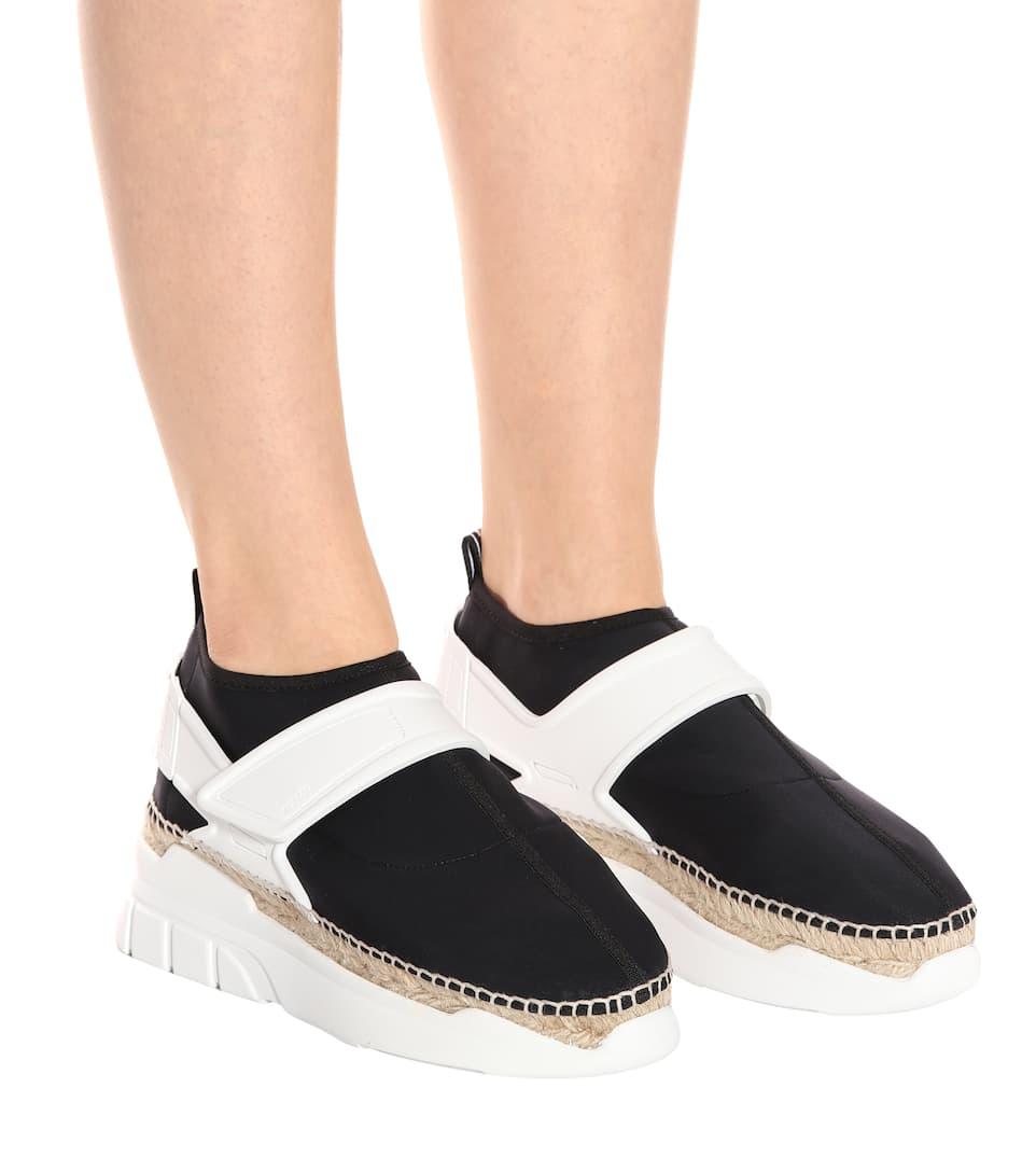 Kenzo Sneakers K-lastic Espadrilles