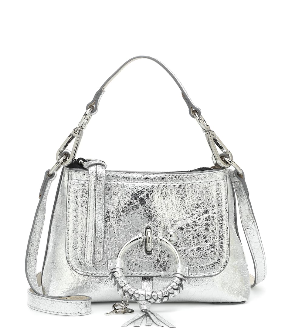 See By Chloe Mini Metallic Shoulder Bag