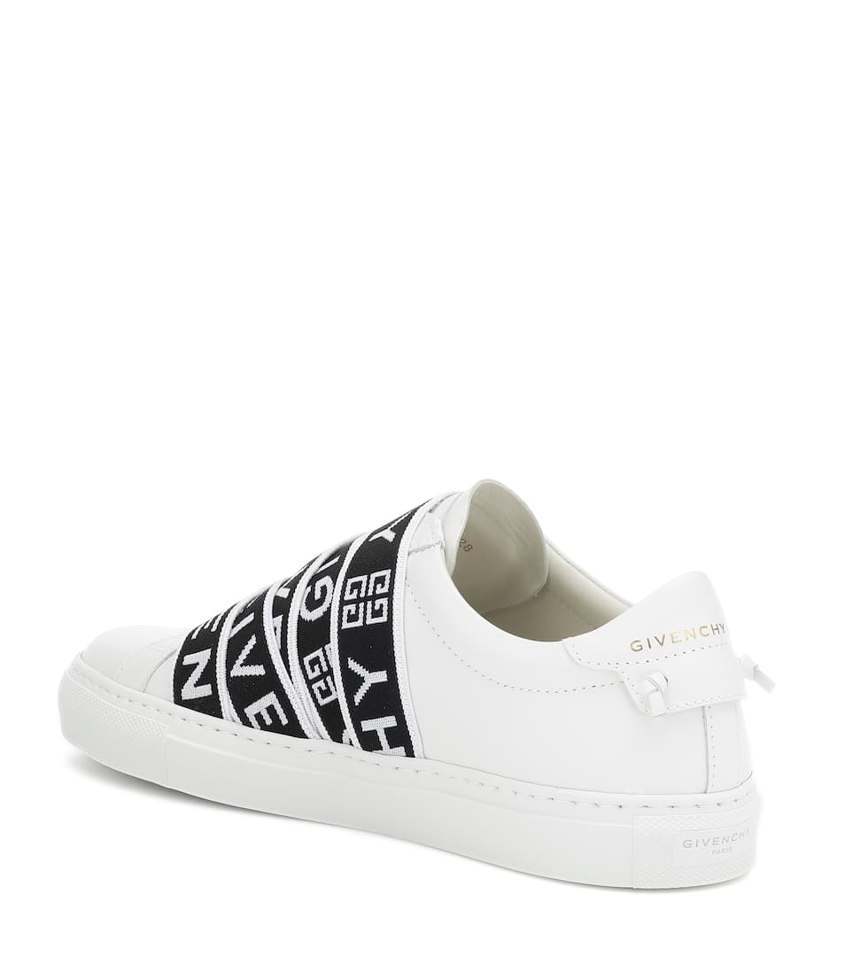 Sneakers 4G In Pelle - Givenchy