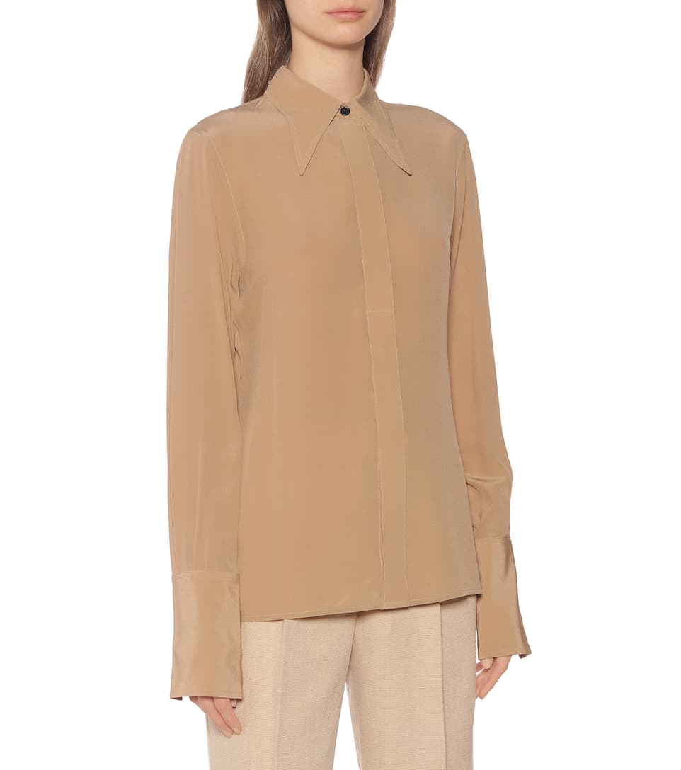 Victoria Beckham - Silk shirt