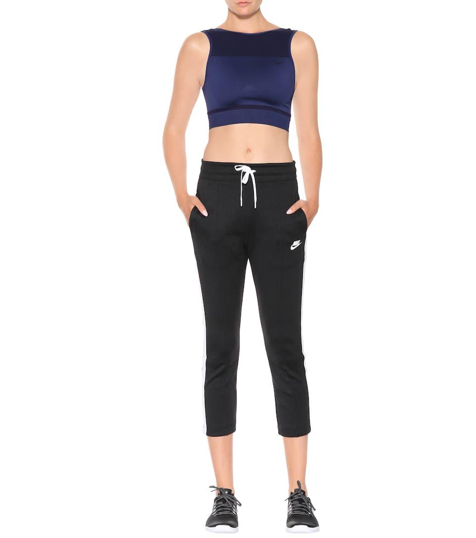 negro Tanque entrenamiento Seamless Nike de azul C4wU4pxqT