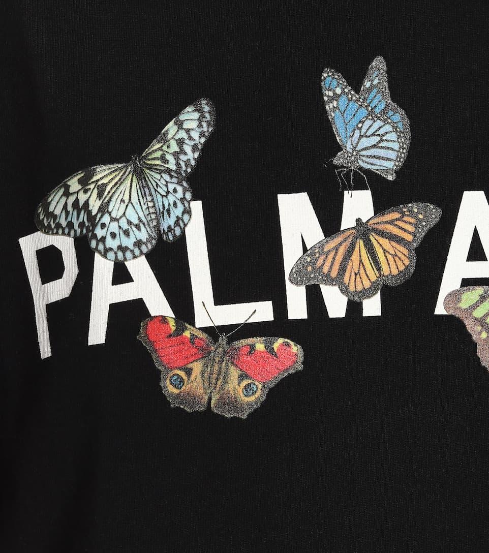 Palm Angels - Logo cotton T-shirt