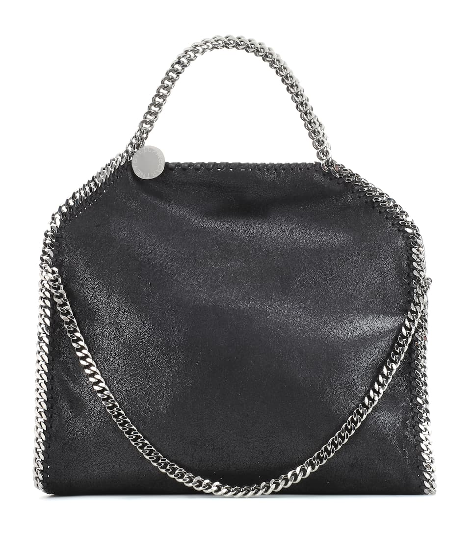 Cabas Falabella Shaggy Deer Small - Stella McCartney