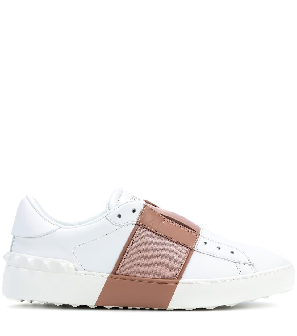 Valentino Valentino Garavani Sneakers Open aus Leder