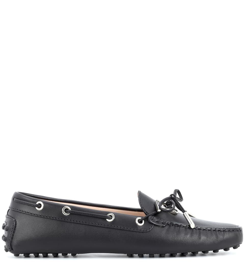 Tod's Loafers Gommino aus Leder