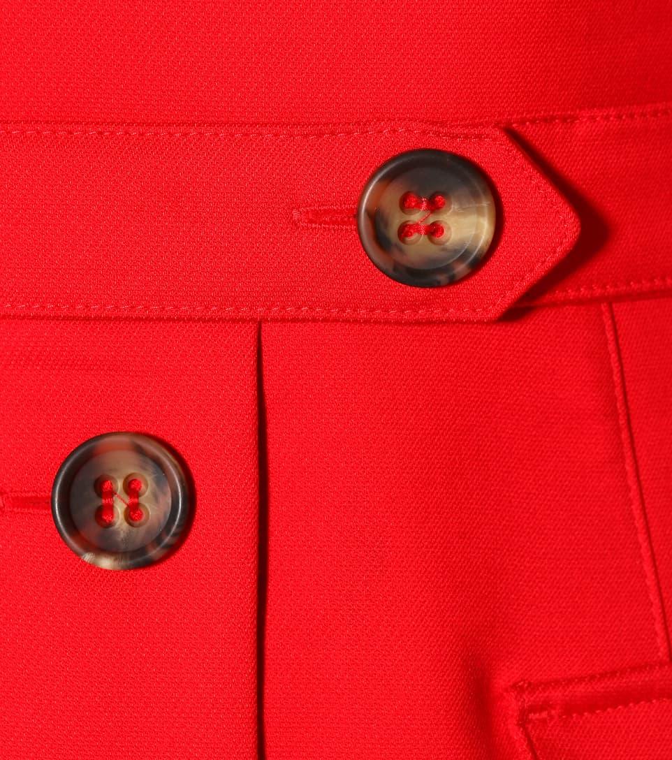 REDValentino Etuikleid aus einem Baumwollgemisch Freies Verschiffen Erschwinglich Kosten Günstig Online Um Online-Verkauf Rabatt Limitierte Auflage 0H8Xqga