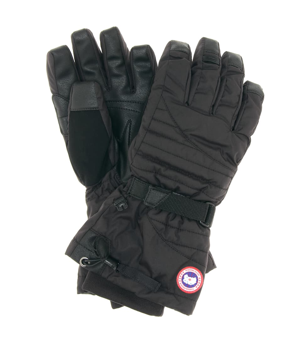 canada goose arctic down mitts
