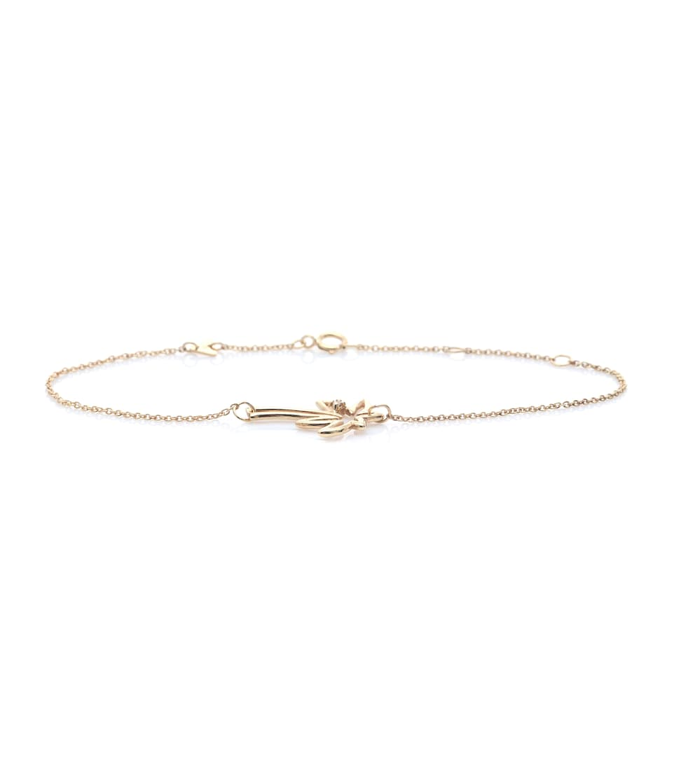En Diamant Bracelet Artnbsp;p00277720 AliitaMytheresa 9 Ct Et N° Palmera Or OPXZiTuk