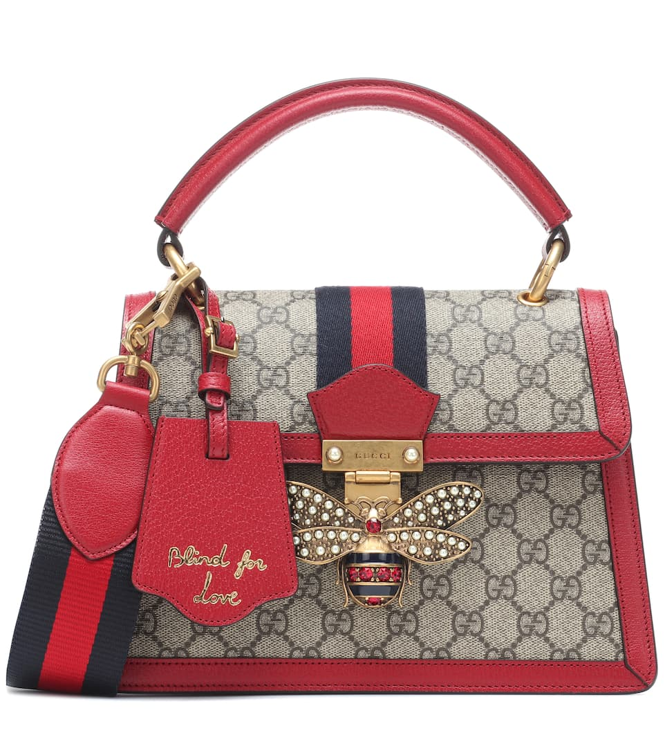 9722a23a65c8 Queen Margaret Small Gg Shoulder Bag | Gucci - mytheresa.com