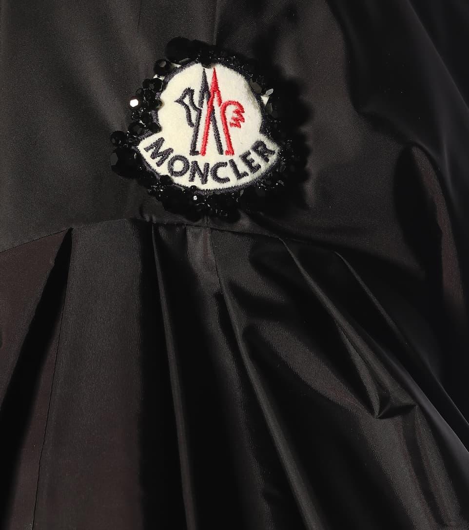 4 Moncler Simone Rocha Curtisia 코트 - Moncler Genius