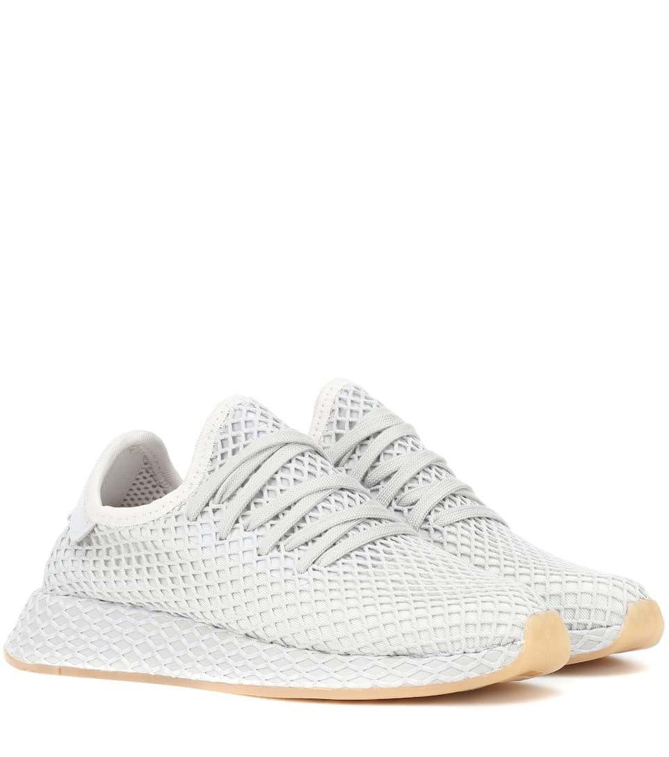 aab3cd3feb846 Deerupt Runner Knitted Sneakers - Adidas Originals