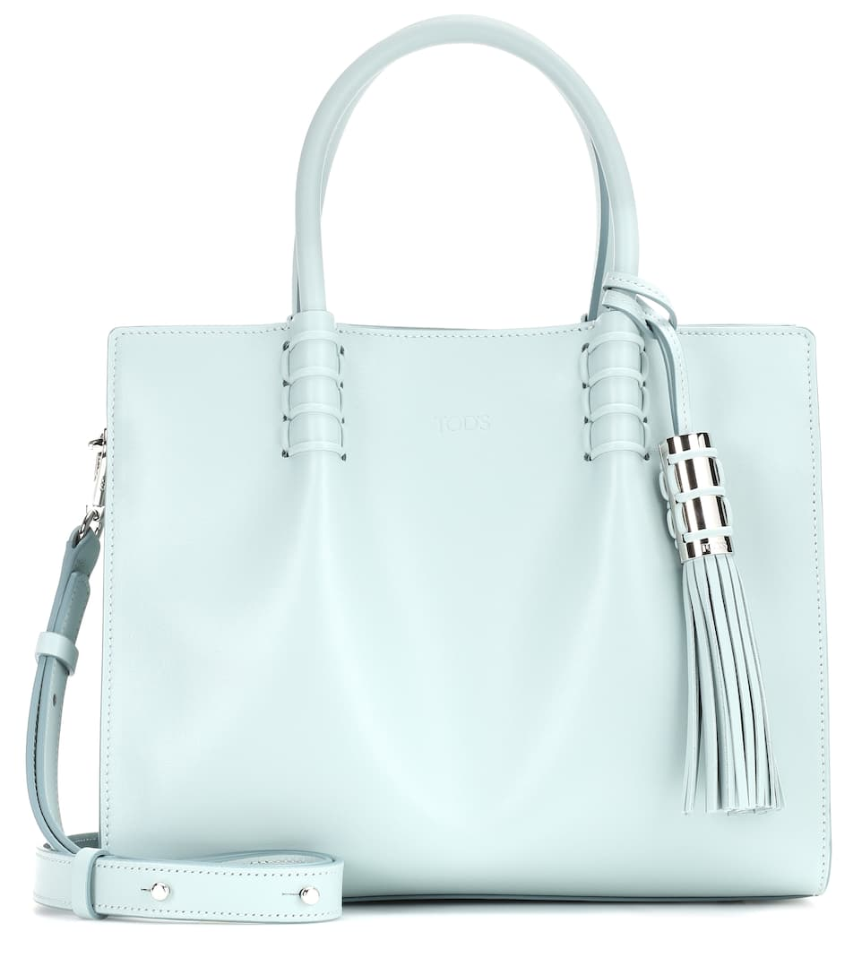 Mini-shopper En Cuir Tod JnP6Q1KBjp