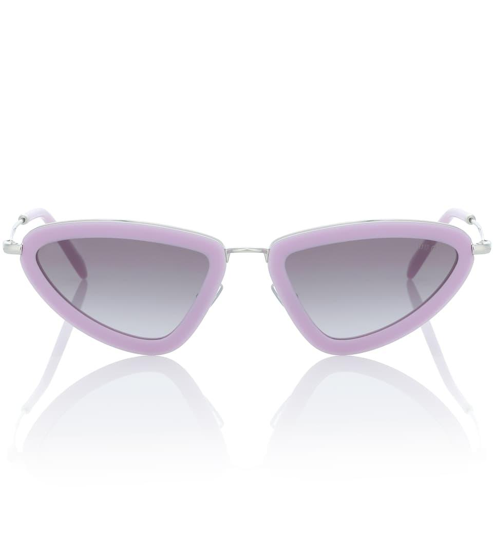 43f919bebba45 Cat-Eye Sunglasses