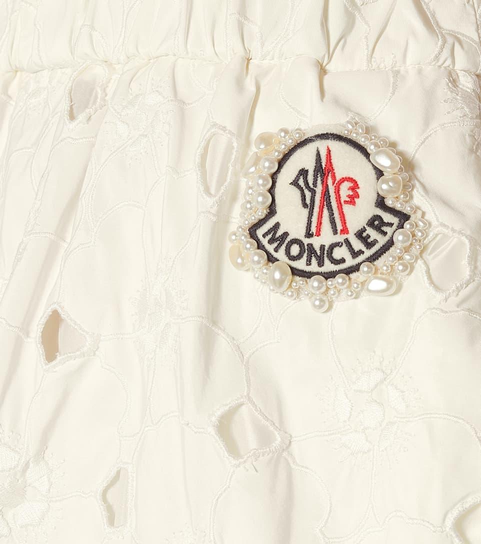 Moncler Genius - 4 MONCLER SIMONE ROCHA Agatea skirt