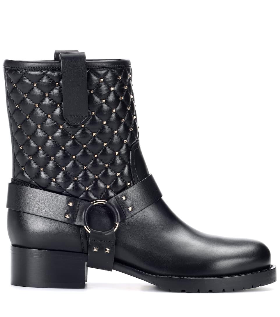 Valentino Valentino Garavani Soul Rockstud Ankle Boots