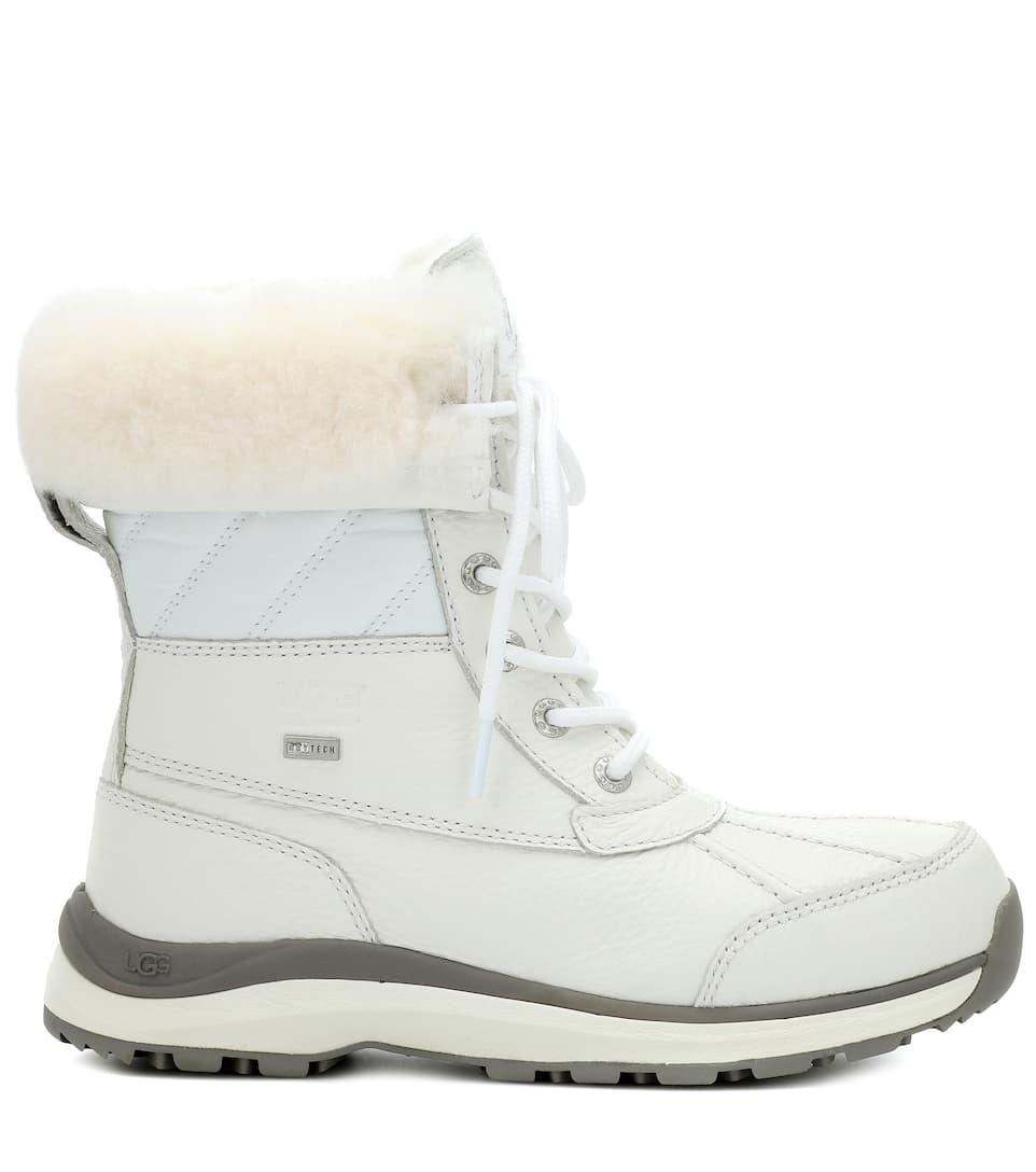 Adirondack III leather ankle boots