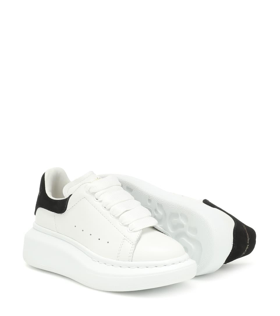 Leather Sneakers | Alexander McQueen