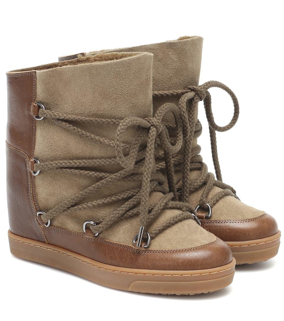 Isabel Marant - Nowles ankle boots