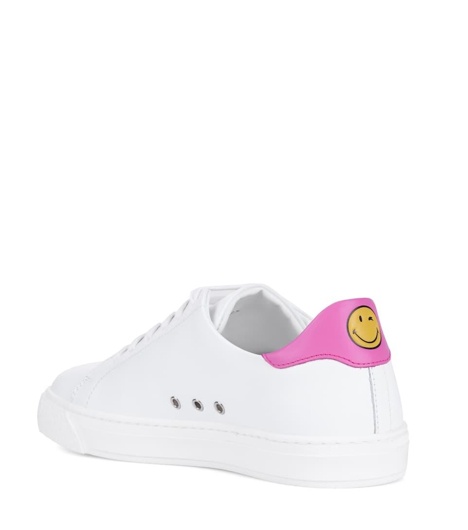 Anya Hindmarch Sneakers Wink aus Leder