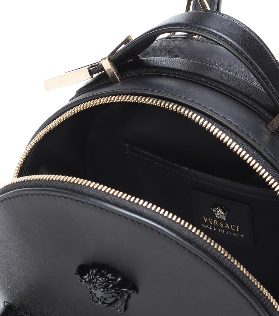 Günstig Kaufen Countdown-Paket Versace Rucksack Palazzo aus Leder Kostengünstig Spielraum Store Billig Verkauf Beste Preise Ly6cguJYH