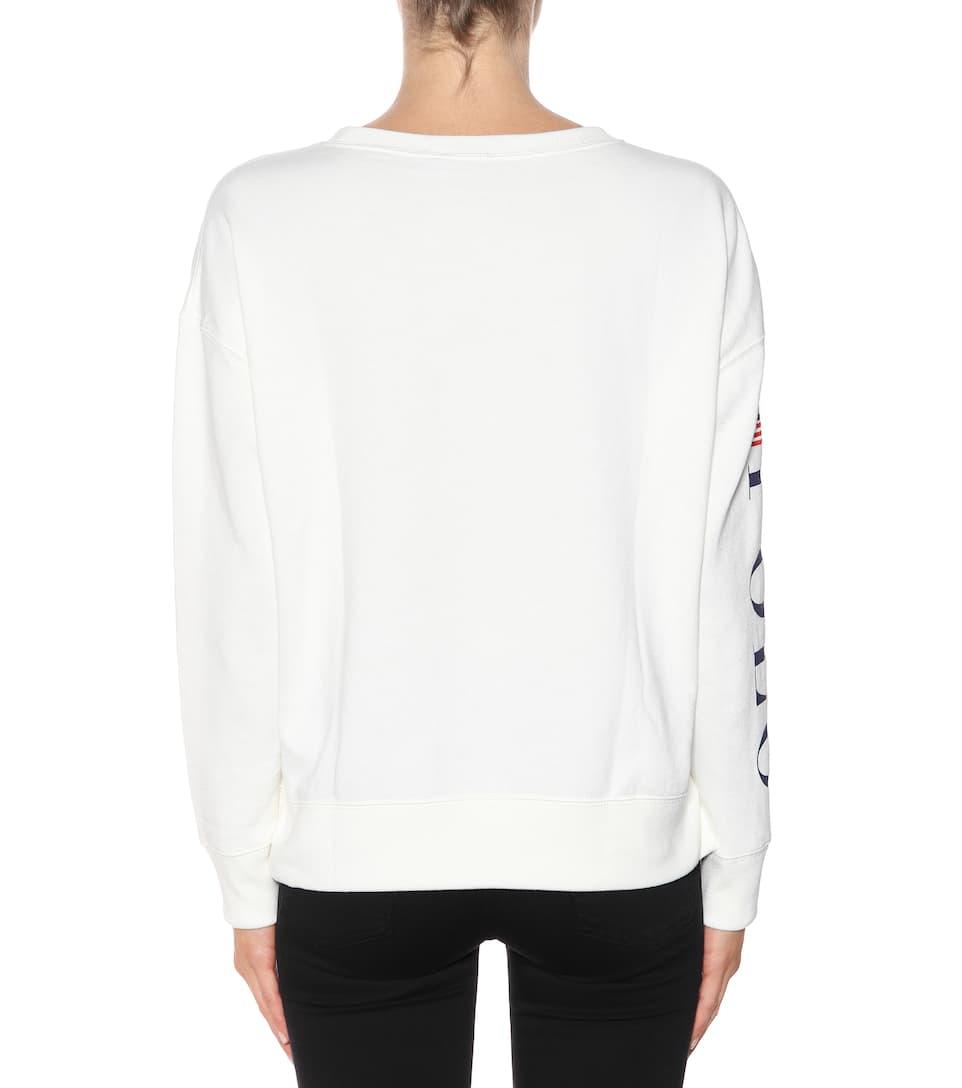 Polo Ralph Lauren Sweatshirt mit Baumwollanteil