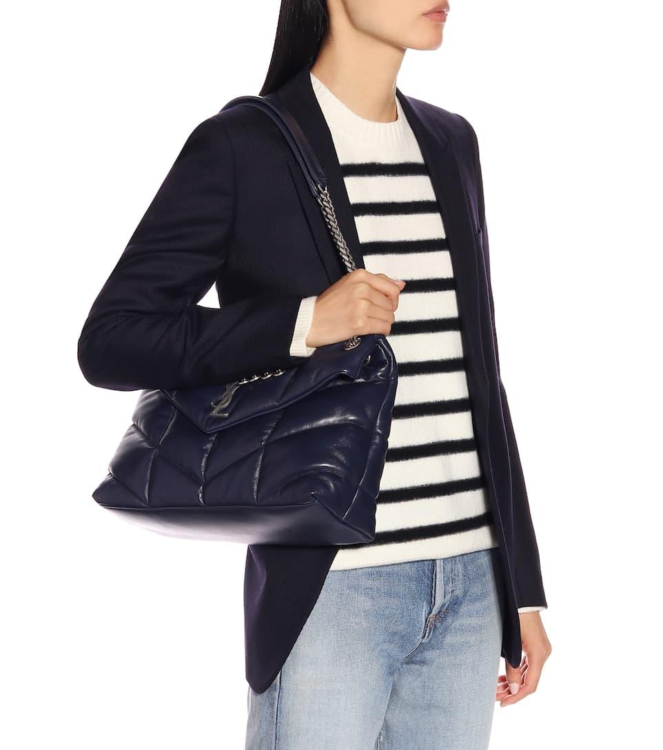 Saint Laurent Lou Lou Puffer Shoulder Bag | Shoulder bag