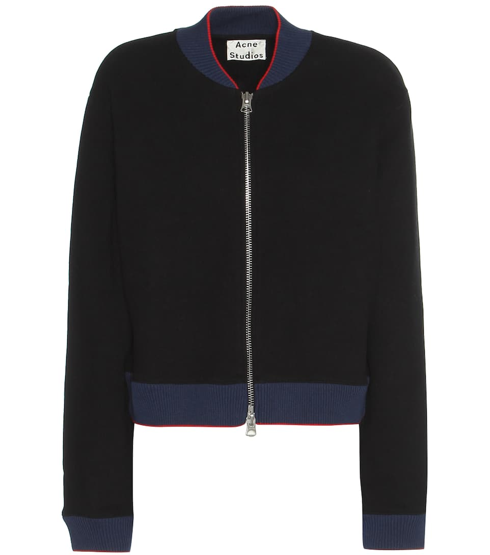 Acne Studios Biddy cotton jacket