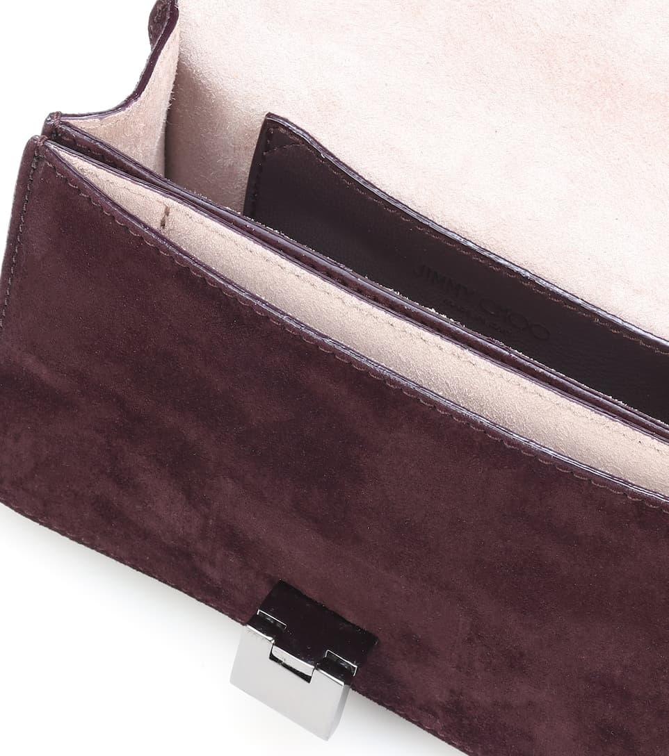Jimmy Choo Shoulder Bag Rebel Soft Mini From Suede