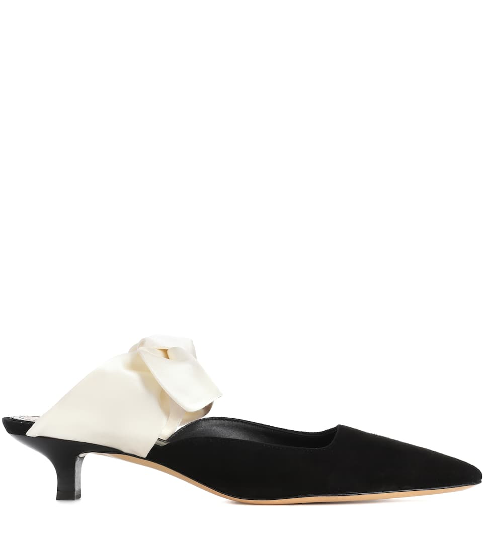 Coco Suede In The Row Mules Y6yvfbI7g