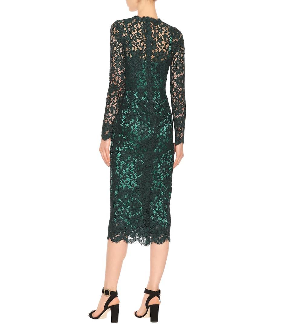 Auslass 2018 Unisex Billig Verkauf Perfekt Dolce & Gabbana Spitzenkleid Billig Verkauf Browse Erscheinungsdaten Authentisch qtV2sw54S5
