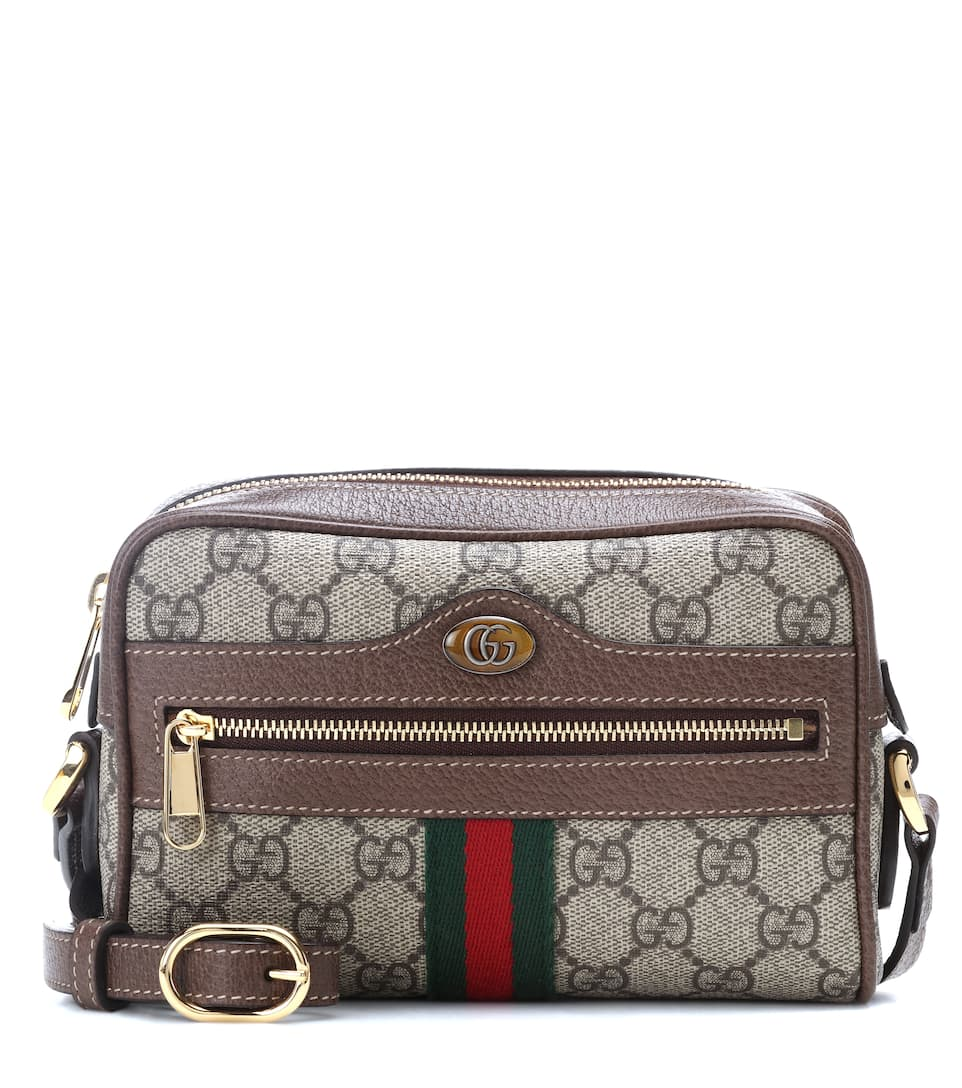 9f7e1bb4575 Ophidia Gg Supreme Mini Shoulder Bag - Gucci