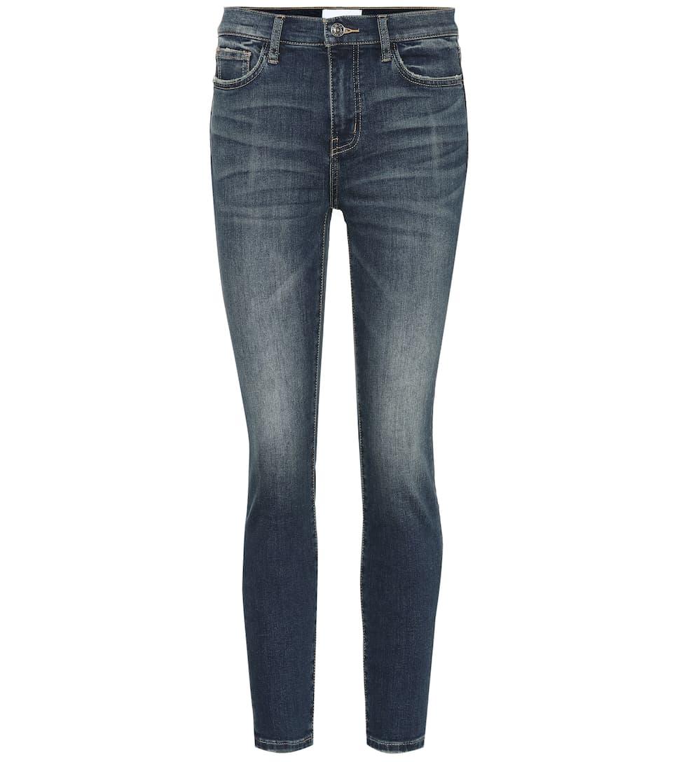 Vita Jeans Skinny Stiletto A Alta CurrentelliottMytheresa The qUVSzpM